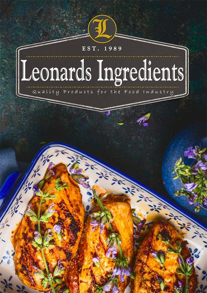 Leonards Ingredients 2019 Brochure