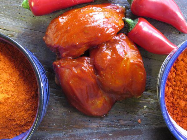 Chipotle Chilli Glaze
