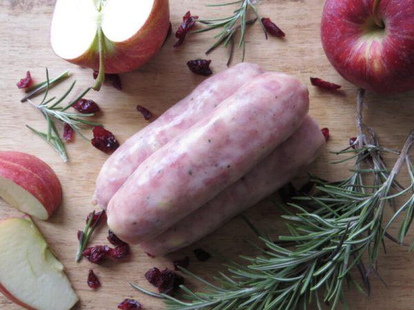 Cranberry, Apple & Rosemary