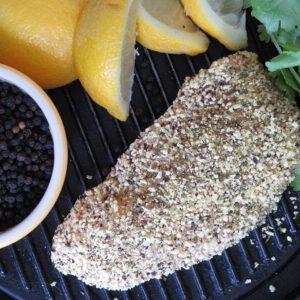 GF Lemon pepper Coater